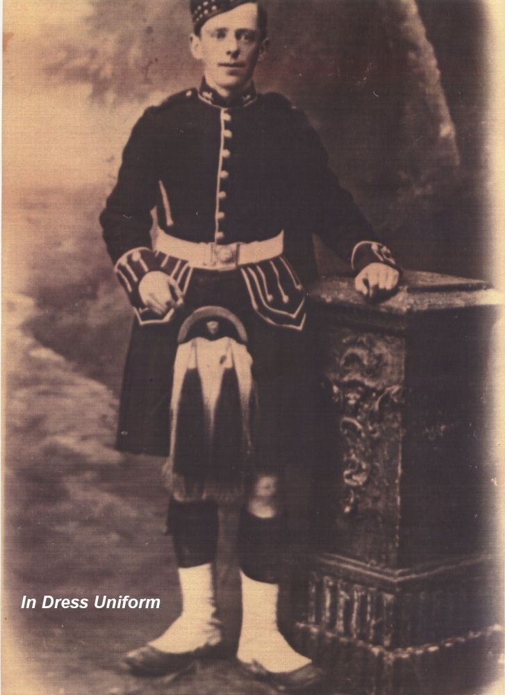 1914 – 18 A Huntly Loon Goes to War, by Keith Ferguson
