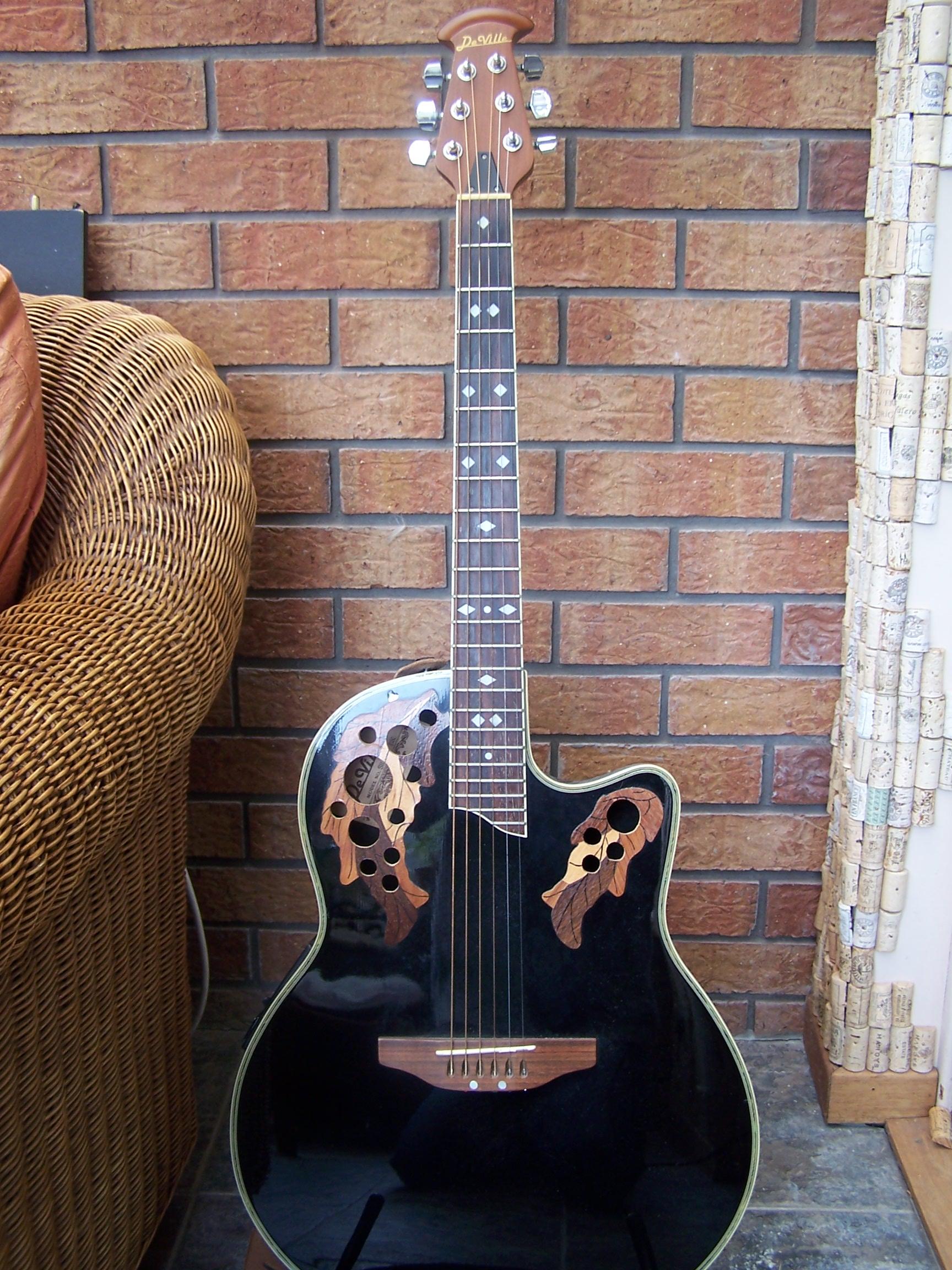deville guitars andrewcferguson. Black Bedroom Furniture Sets. Home Design Ideas