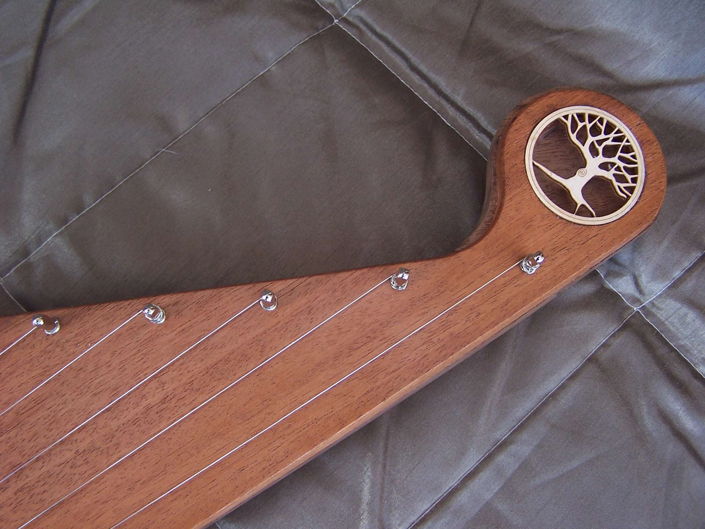Seeing It To The Finnish How I Built Kantele